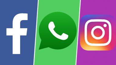 हफ्ते में दूसरी बार डाउन हुआ Facebook, Instagram और WhatsApp, कंपनी ने मांगी माफी, जारी किया यह बयान