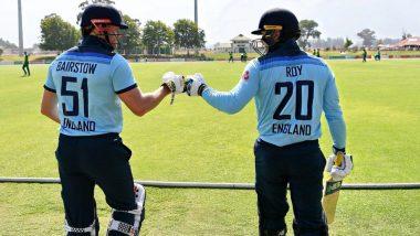 Ind vs Eng 2nd ODI 2021: जेसन रॉय और जॉनी बेयरस्टो की जोड़ी ने जो रूट और इयोन मोर्गन के इस खास रिकॉर्ड को तोड़ा