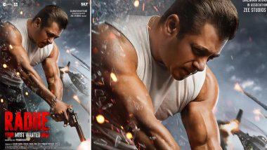 Radhe की रिलीज से पहले Salman Khan का बड़ा फैसला, फिल्म की कमाई से करेंगे ये महान काम