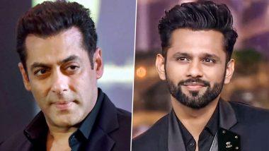 बिग बॉस 14 कंटेस्टेंट Rahul Vaidya पर मेहरबान हुए Salman Khan, फिल्म 'Radhe' में दिया बड़ा मौका