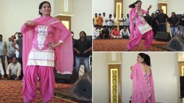 Sapna Choudhary का गाना 'चाल शराबी तेरी' हो रहा है जमकर वायरल, इतने लाख बार देखा गया