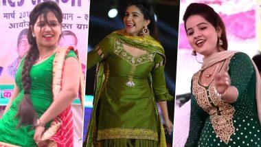 Sapna Choudhary ही नहीं इन मशहूर हरयाणवी डांसर्स को भी स्टेज पर देखने तरसते हैं दर्शक, देखें इनकेHot डांस Videos