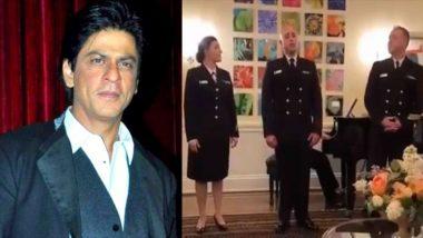 US Navy ने Shah Rukh Khan की फिल्म स्वदेश का गाया गाना, एक्टर हुए भावुक
