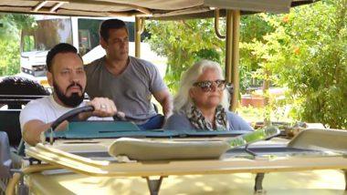 बॉडीगार्ड Shera संग जीप की सैर करते दिखे Salman Khan, मुंहबोली बहन Beena Kak ने शेयर की ये Unseen Photo