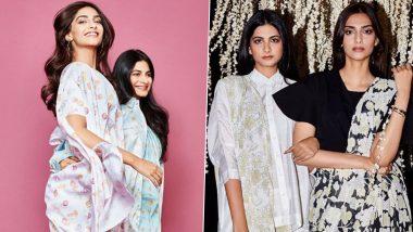 Sonam Kapoor ने खूबसूरत अंदाज में मनाया बहन Rhea Kapoor का जन्मदिन, कैंडिड फोटोज शेयर कर जताया प्यार