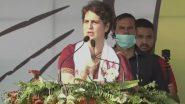 Assam Assembly Election 2021: प्रियंका गांधी का बड़ा बयान- असम में कांग्रेस सत्ता में आई तो CAA रद्द करेंगे और देंगे 5 लाख लोगों को सरकारी नौकरी
