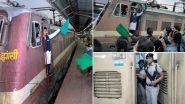 अंतर्राष्ट्रीय महिला दिवस पर बुंदेलखंड स्पेशल ट्रेन का संचालन और प्रबंधन महिला टीम द्वारा किया जा रहा है