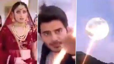 Viral Video: इस टीवी शो में अपनी दुल्हन के लिए शख्स तोड़ रहा है 'चांद का टुकड़ा', वीडियो देख लोग दीवार पर पटकने लगे सिर