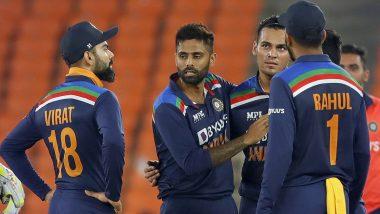 Ind vs Eng 4th T20I 2021: रोमांचक मुकाबले में टीम इंडिया ने इंग्लैंड को 8 रन से हराया, सीरीज में 2-2 से की बराबरी