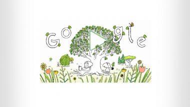 Earth Day Google Doodle 2021: अर्थ डे पर पृथ्वी को बचाने के लिए गूगल ने एनिमेटेड डूडल वीडियो बनाकर दिया ये शानदार मैसेज