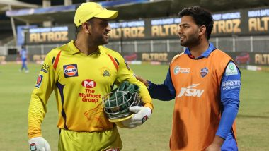 CSK vs DC 2nd IPL Match 2021: यहां पढ़ें आईपीएल इतिहास में अबतक चेन्नई सुपर किंग्स और दिल्ली कैपिटल्स के बीच कैसा रहा है मुकाबला