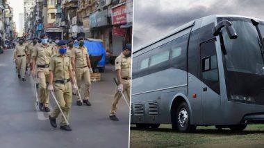 Bollywood सितारों के इस्तेमाल में आने वाली वैनिटी वैन्स अब पुलिस की सेवा में हुई तैनात, महिला पुलिसकर्मियों को मिलेगी राहत