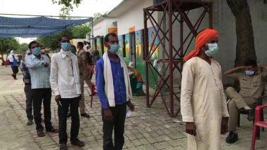 UP Panchayat Elections 2021: यूपी में पंचायत चुनाव का आगाज, 18 जिलों में वोटिंग जारी, 779 पदों के लिए 11 हजार से अधिक उम्मीदवार मैदान में