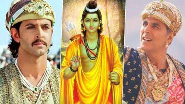 अगर 'रामायण' पर बनी बॉलीवुड फिल्म तो ये एक्टर्स बखूभी निभा सकते हैं भगवान राम का किरदार