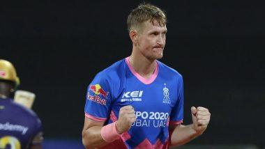 IPL 2021 RR vs KKR: मैच के बाद संजू सैमसन ने क्रिस मोरिस को लेकर दिया बड़ा बयान, कही ये बातें