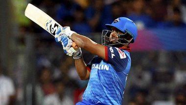CSK vs DC 2nd IPL Match 2021: ऋषभ पंत ने जीता टॉस, चेन्नई सुपर किंग्स को मिला पहले बल्लेबाजी करने का न्योता