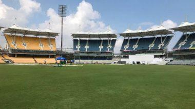 SRH vs KKR 3rd IPL Match 2021: यहां पढ़ें हैदराबाद और कोलकाता मैच के दौरान कैसा रहेगा मौसम और पिच का मिजाज