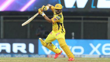 CSK vs DC 2nd IPL Match 2021: सुरेश रैना की विस्फोटक बल्लेबाजी, चेन्नई ने दिल्ली को दिया 189 रन का लक्ष्य