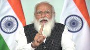 PM Modi की अपील- कोविड-19 टीके के लिए खुद को कराएं रजिस्टर, कहा- कोरोना वायरस को हराने का एकमात्र तरीका वैक्सीन लेना है