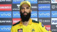 IPL 2021: सीएसके के लिए गेम चेंजर रहे मोइन : पार्थिव