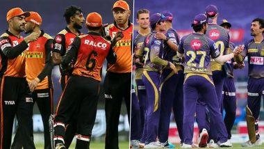 SRH vs KKR 3rd IPL Match 2021: हाईवोल्टेज मैच में कल हैदराबाद का मुकाबला कोलकाता के साथ, इन स्टार खिलाड़ियों के साथ मैदान में उतर सकती हैं दोनों टीमें