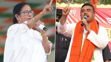 Suvendu Adhikari Wins Nandigram: नंदीग्राम में आखिरकार खिला कमल, शुभेंदु अधिकारी से हारीं ममता बनर्जी, कहा- मैं कोर्ट जाऊंगी