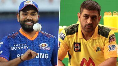 IPL 2021: रोहित शर्मा ने बनाया बड़ा रिकॉर्ड, इस मामले में एमएस धोनी को पछाड़ा