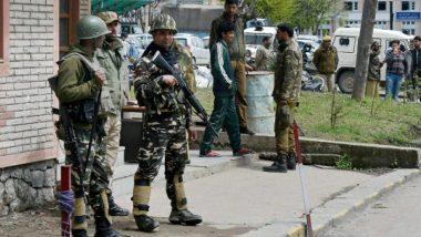 J-K: बारामूला में ग्रेनेड हमले में 2 सीआरपीएफ जवान और एक नागरिक घायल, आतंकियों की तलाश जारी