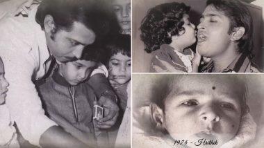 शादी की 50वीं सालगिरह पर पिंकी रोशन ने शेयर किया बेहद ही खास वीडियो, Hrithik Roshan के बचपन की तमाम तस्वीरें आई सामने