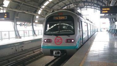 COVID-19 Spike: सोशल डिस्टेंसिंग का पालन कराने के लिए दिल्ली मेट्रो के कई स्टेशन पर बंद की जा रही है एंट्री