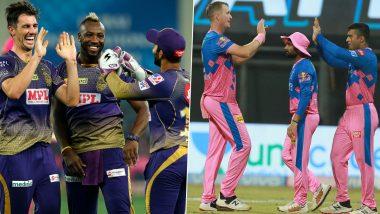 IPL 2021 KKR vs RR: कोलकाता और राजस्थान के बीच आज होगी कांटे की टक्कर, इन खिलाड़ियों पर रहेगी नजर