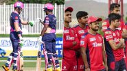 RR vs PBKS IPL 2021: पंजाब किंग्स ने राजस्थान रॉयल्स को 4 रनों से हराया, कप्तान लोकेश राहुल ने खेली शानदार पारी