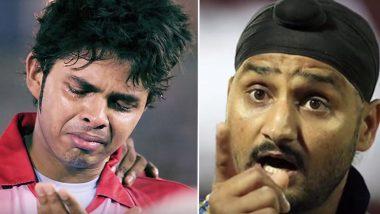IPL Controversies: थप्पड़ कांड, 2008 में हरभजन सिंह और एस श्रीसंत जब भिड़े थे एक दूसरे से
