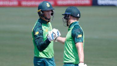 SA vs PAK 1st ODI 2021: रेसी वान डेर डुसेन का शतक, दक्षिण अफ्रीका ने पाकिस्तान को दिया 274 रनों का लक्ष्य
