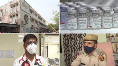 Tika Utsav के अंतिम दिन राजस्थान से आई हैरान कर देने वाली खबर! जयपुर के अस्पताल से चोरी हुई COVAXIN की 320 डोज