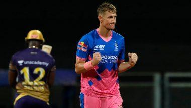 RR vs KKR 18th IPL Match 2021: क्रिस मॉरिस की घातक गेंदबाजी, कोलकाता ने बनाए 133/9