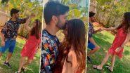 Rahul Vaidya ने Disha Parmar संग शेयर किया रोमांटिक Video, खूबसूरत अंदाज में करते दिखे Kiss