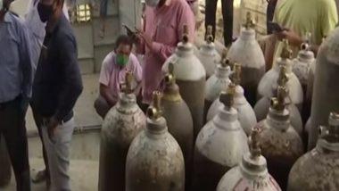 Delhi: कोरोना रोगियों के घर पहुंचाई जाएगी ऑक्सीजन