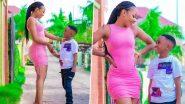 बेटे संग Nude Photoshoot करानेवाली घाना की इस एक्ट्रेस को हुई थी जेल की सजा, अब जाकर मिली जमानत