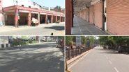 Rajasthan Jan Anushasan Pakhwada: सड़कें और बाजार वीरान, कोरोना को रोकने के लिए सभी घर में