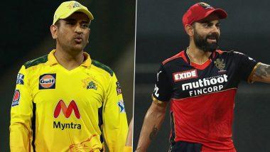 IPL 2021 CSK vs RCB: सीएसके और आरसीबी के बीच महामुकाबला आज, इन खिलाड़ियों पर होगी नजर
