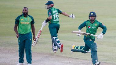 SA vs PAK 1st ODI 2021: पाकिस्तान ने दक्षिण अफ्रीका को आखिरी गेंद पर हराया