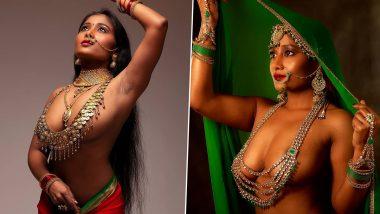 Nikita Gokhale Hot Photos: हॉट मॉडल निकिता गोखले ने कराया Nude Photoshoot, बोल्डनेस देख फटी रह जाएंगी आंखें