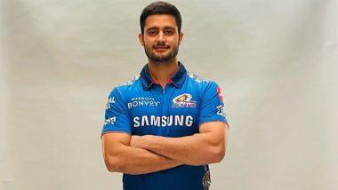 IPL 2021: मुंबई इंडियंस के तेज गेंदबाज युद्धवीर सिंह चारक ने जहीर खान को लेकर कही बड़ी बात, कहा- जब मेरा नाम पुकारा गया तो आंखों से आंसू आ गए