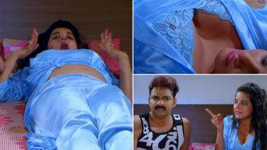 भोजपुरी एक्ट्रेस Monalisa और Pawan Singh का धमाकेदार वीडियो हुआ वायरल, 54 लाख बार देखा गया