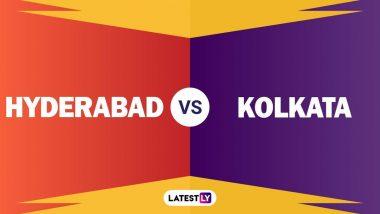 Live Cricket Streaming of SRH vs KKR 3rd IPL Match 2021: सनराइजर्स हैदराबाद बनाम कोलकाता नाईट राइडर्स मुकाबले को ऐसे देखें लाइव
