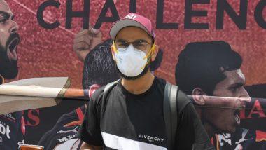 IPL 2021: आईपीएल के 14वें सीजन के लिए चेन्नई पहुंचे Virat Kohli, एक सप्ताह तक रहना पड़ सकता है पृथकवास