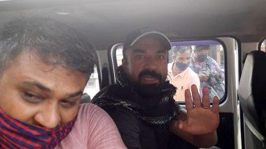 Drugs Case में गिरफ्तार Ajaz Khan को हुआ COVID-19, NCB की टीम ने अभिनेता को अस्पताल में किया शिफ्ट