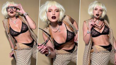 Pornhub की मशहूर फिल्म डायरेक्टर Bella Thorne ने हॉट ब्रा पहनकर पोस्ट की बोल्ड फोटोज, इंटरनेट पर मचाई सनसनी