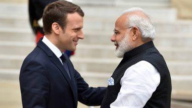 COVID से जंग में भारत को मिला फ्रांस का साथ, राष्ट्रपति इमैनुएल मैक्रों बोले- हम हर मुमकिन सहायता देने के लिए तैयार